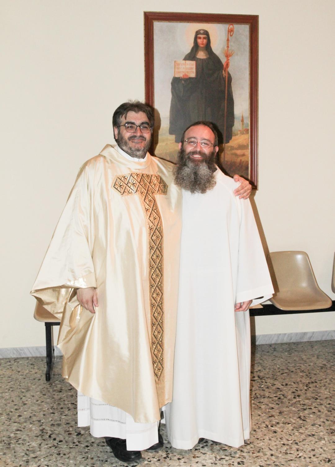 Accolitato fr. Augusto | Provincia dei Frati Minori Cappuccini di Palermo