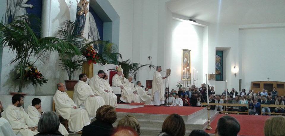 25° anniversario dell'ordinazione presbiteriale di Fr. Enrico