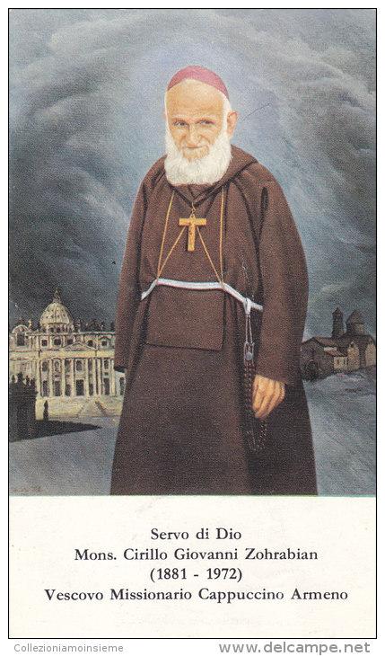 Servo di Dio Mons. Cirillo Zohrabian