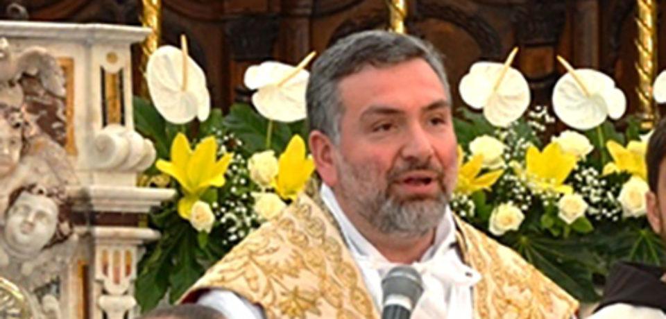 Fr. Enzo Marchese Vicario Episcopale per la vita consacrata