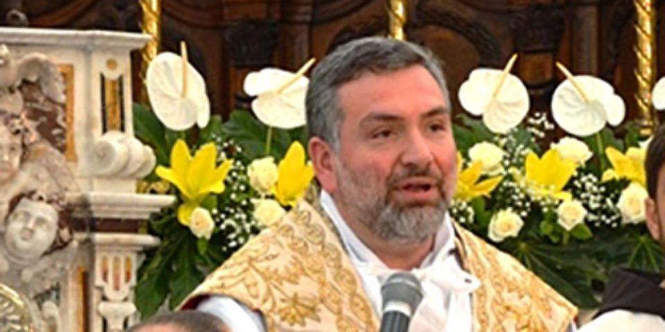 Giubileo sacerdotale di fr. Enzo Marchese