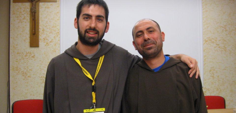 Fr. Palush Sana Rappresentante Nazionale dei Post-novizi e Studenti
