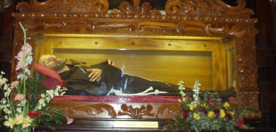 Memoria di S. Bernardo da Corleone