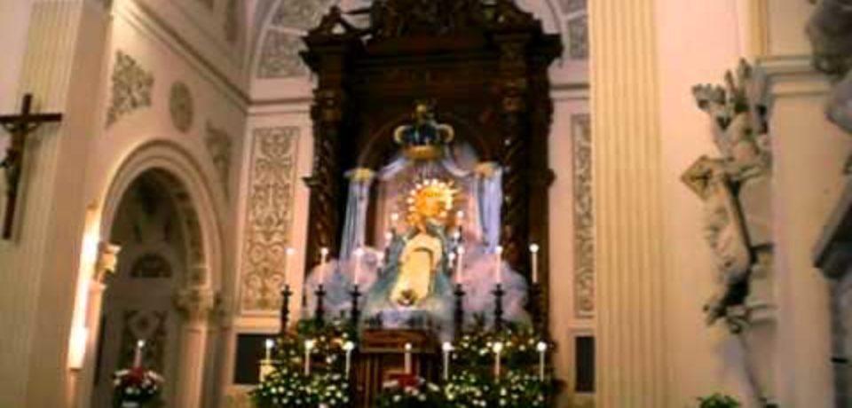 Inizio della Quindicina in onore di Maria SS. Assunta in Cielo Patrona della Provincia