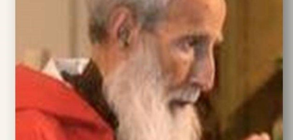 Necrologio di Fr. Alessandro (Antonino) Carlino. Di fr. Giovanni Spagnolo