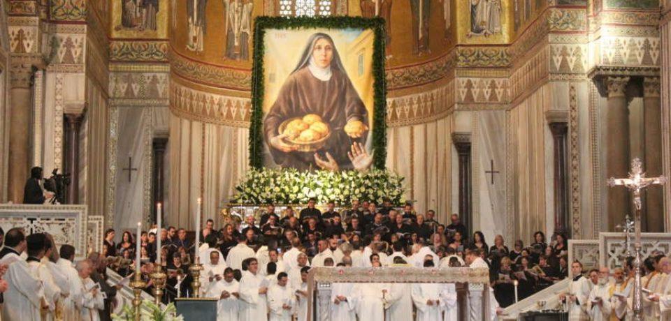 Madre Maria di Gesù Santocanale è Beata!