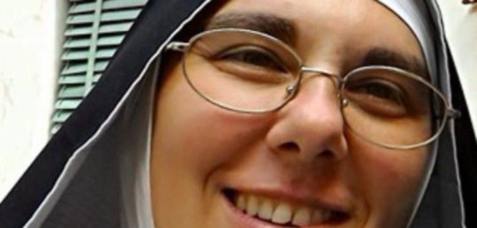 Professione perpetua di Suor Ivana del Signore, Clarissa Cappuccina