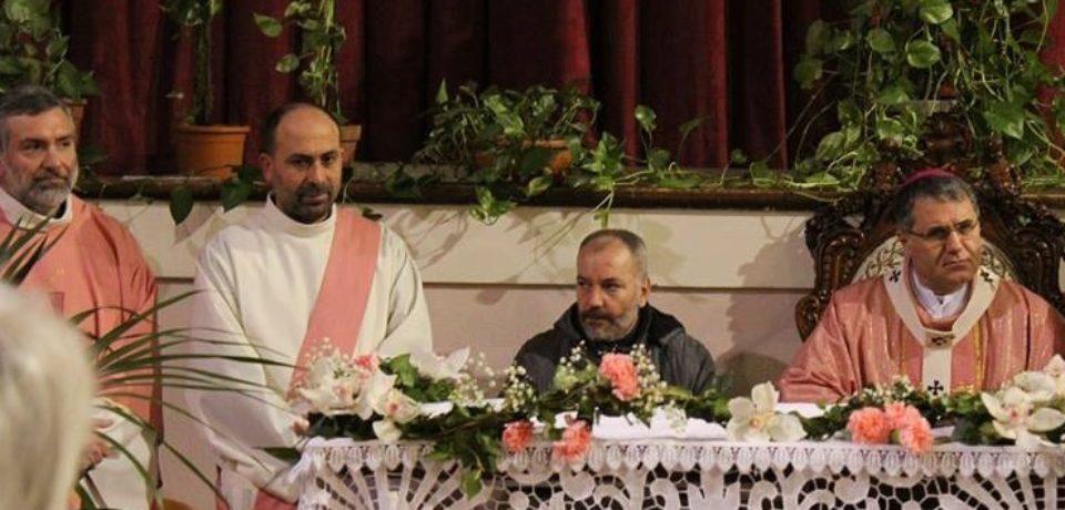 Ingresso ufficiale di Fr. Enzo Marchese come Parroco di Santa Maria della Pace