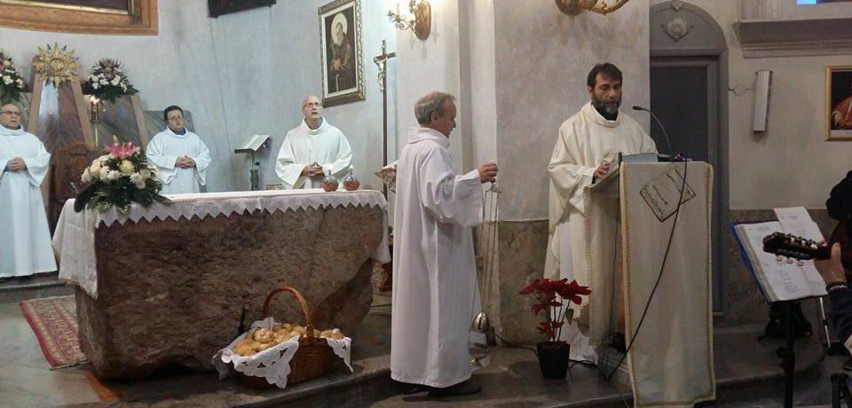 Triduo e festa della Beata Maria di Gesù Santocanale