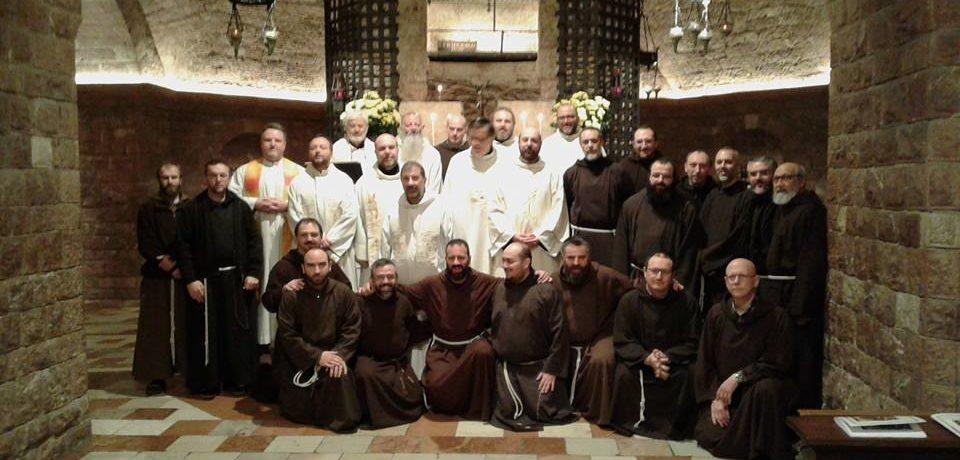 XVII Convegno dei Formatori dei Frati Cappuccini Italiani
