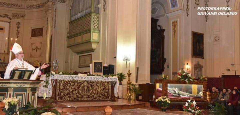 Festeggiamenti per il 350° anniversario della Morte di S. Bernardo