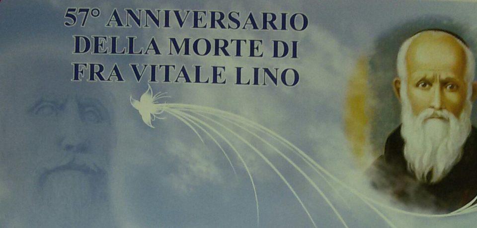 Commemorazione di Fr. Vitale Lino