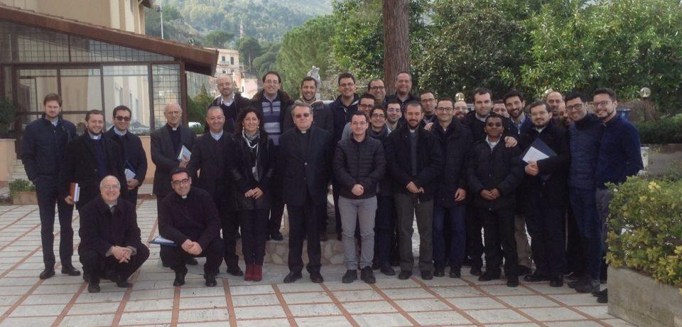 Corso di formazione per i presbiteri sul sacramento della Riconciliazione