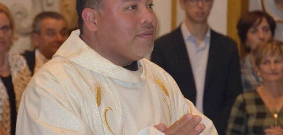 Fr. Rafael sarà ordinato Presbitero