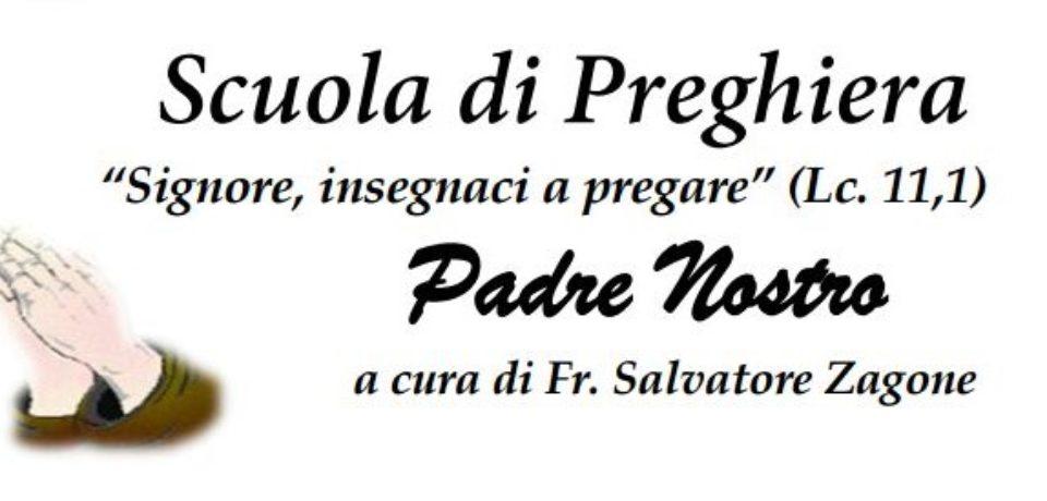 Scuola di preghiera sul Padre Nostro a Termini Imerese