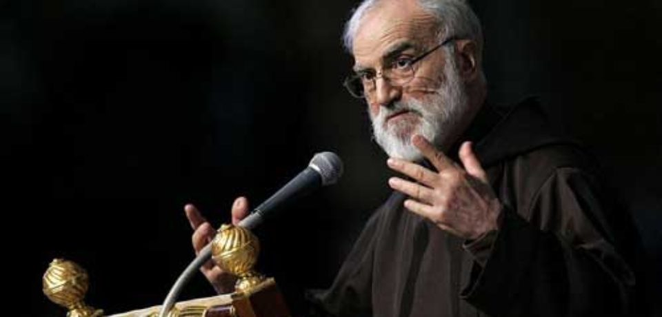 LA CARITÀ NON ABBIA FINZIONI LA CARITÀ CRISTIANA Seconda predica di quaresima – 2 marzo 2018 p. Raniero Cantalamessa