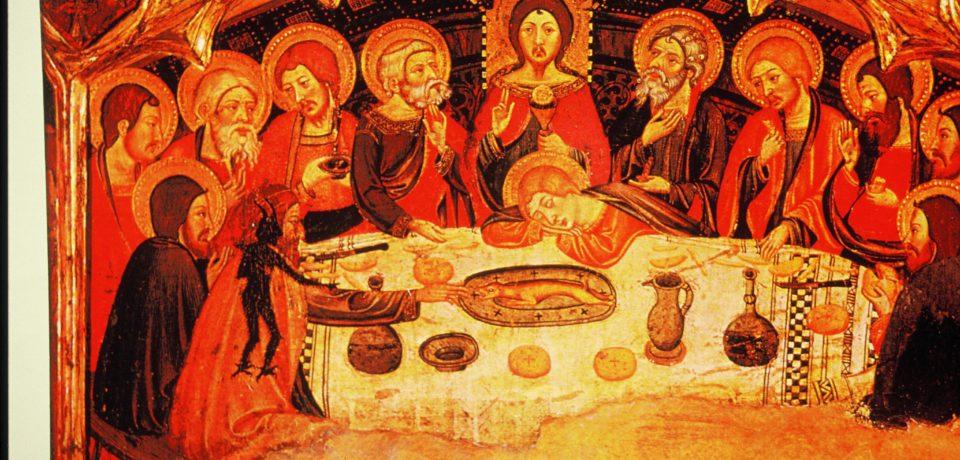 La Santa Messa – 12. Liturgia eucaristica: II. Preghiera eucaristica – Udienza generale di Papa Francesco 7/8/18