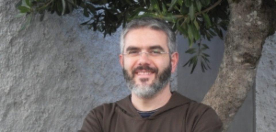 Fr. Ippolito Fortino, maestro del Noviziato della CIFIS, al Capitolo Generale