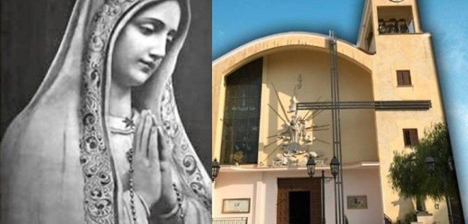Programma dei festeggiamenti in onore della Beata Maria Vergine  di Fatima – Sciacca 1-13 Maggio 2018