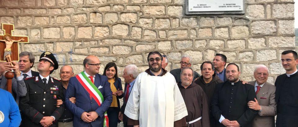 Castronovo di Sicilia intitola un Largo a fr. Vitale Lino OFM Cap.