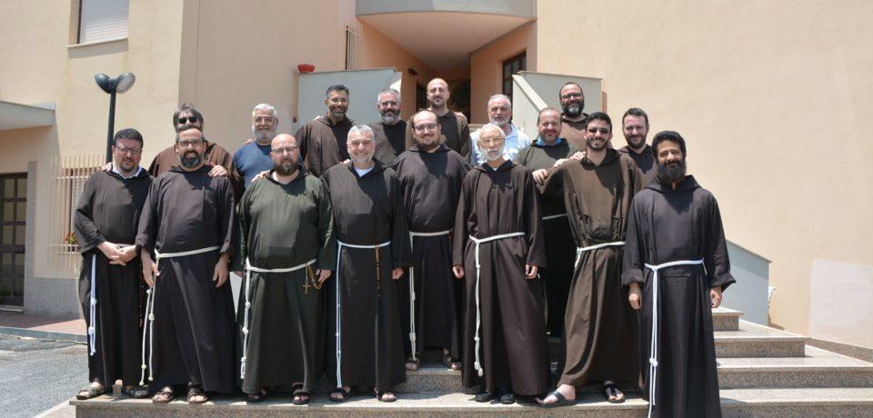 CIFIS – Consiglio Interprovinciale della Formazione di fine anno fraterno