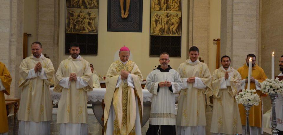 Ordinazioni Diaconali CIFIS