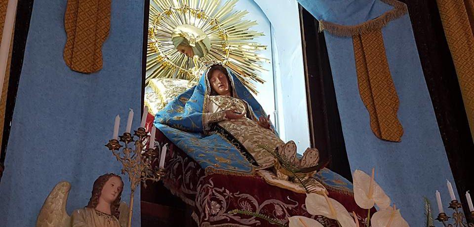 Quindicina in onore di Maria SS. Assunta in Cielo Patrona della Provincia