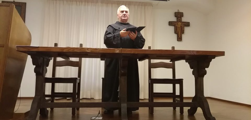 """23-28/7/2018 – Esercizi Spirituali – """"Il frutto dello Spirito"""". Meditazione tra s. Paolo e Scritti Francescani"""