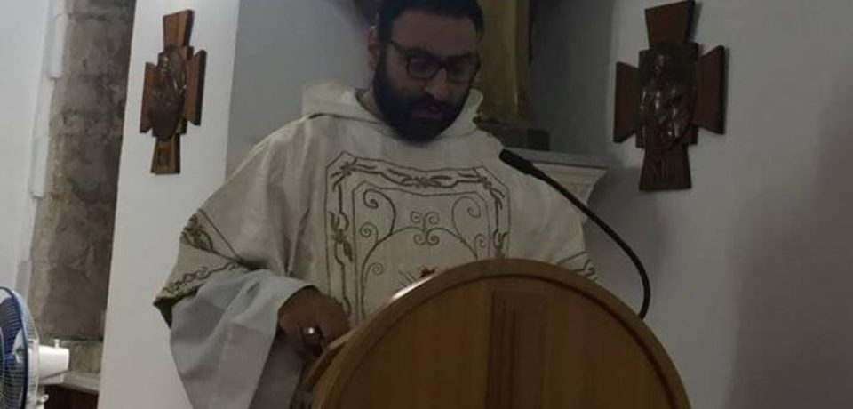 Auguri a Fr. Antonio Sciortino per i sette anni di ordinazione diaconale