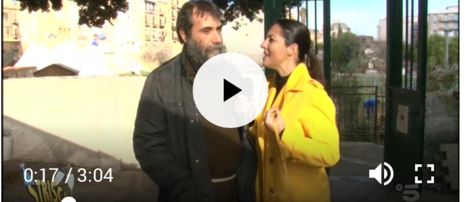 Parlano di noi: Stefania Petyx parla del quartiere Danisinni