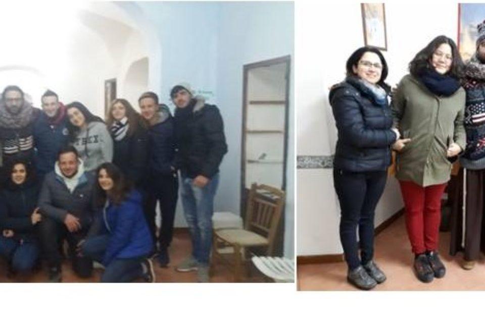 Castronovo – Nuovo Slancio alla Gioventù Francescana