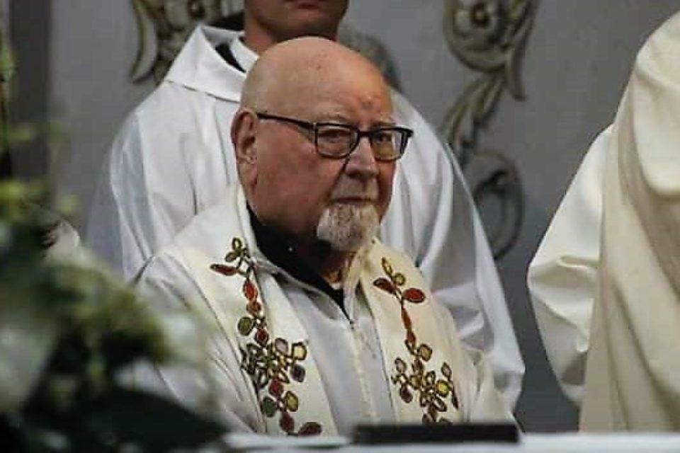 Auguri per i 90 anni di p. Bonaventura