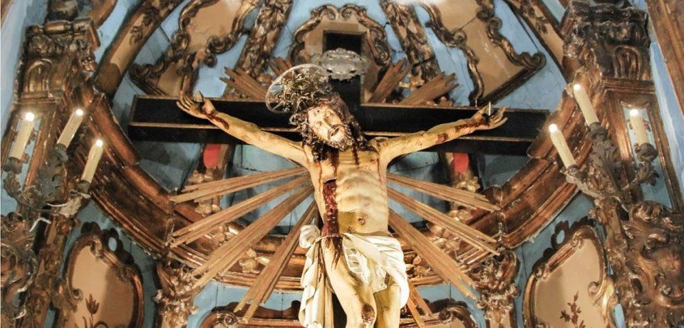 Conferenza sul Crocifisso di fr. Umile da Petralia – Salemi – 29/4/19