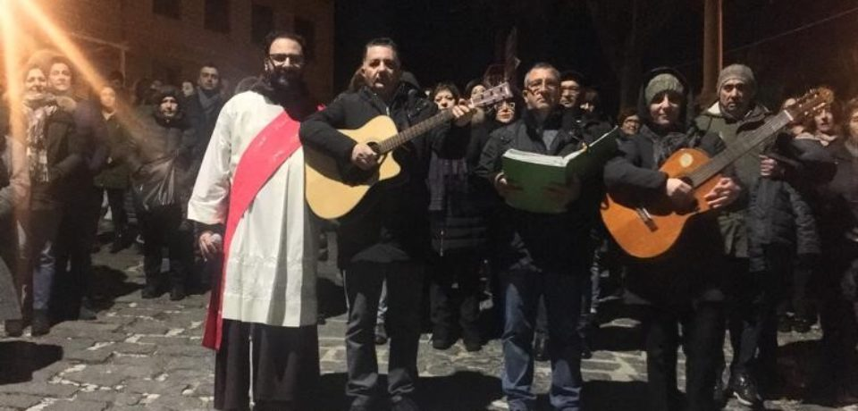 Via Crucis Cittadina a Castronovo di Sicilia