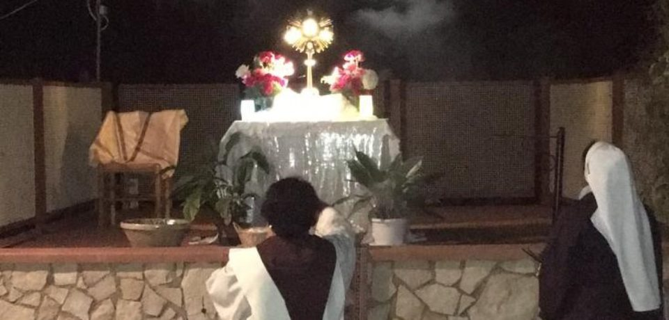 Conclusione anno fraterno a Castronovo di Sicilia