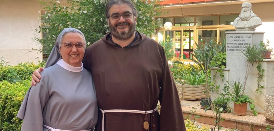 Visita del Ministro Provinciale alla Madre Generale delle Suore Francescane del Signore