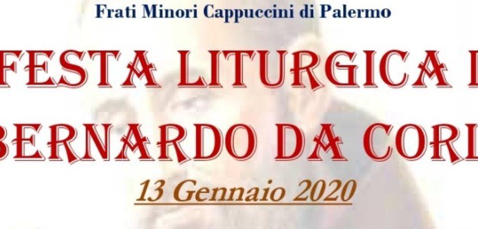 Triduo e festa di San Bernardo da Corleone