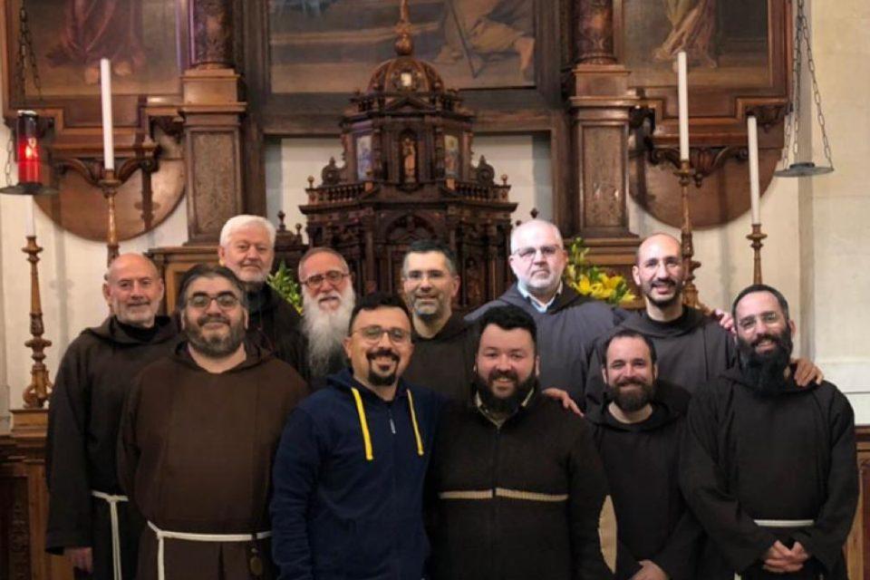 Inizio dell'esperienza della Casa di Accoglienza Vocazione Interprovinciale Siciliana