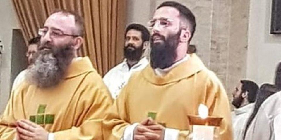 Prossima Ordinazione Presbiterale di Fr. Luigi e Fr. Augusto