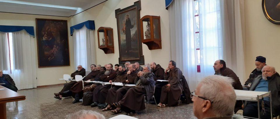 Incontro di formazione con fr. Gaetano Morreale OFM