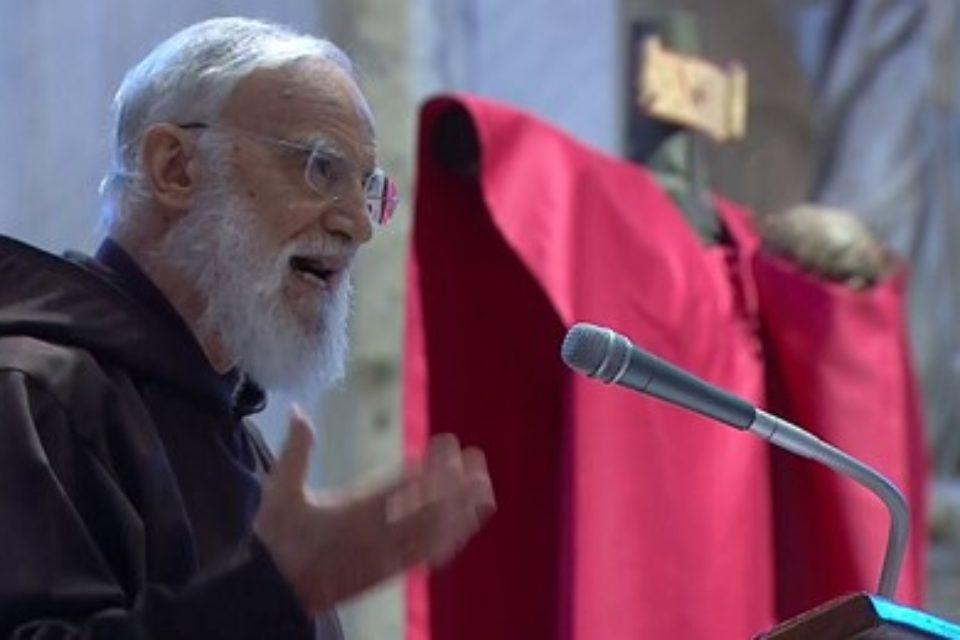 Omelia di P. Raniero Cantalamessa Venerdì Santo 2020