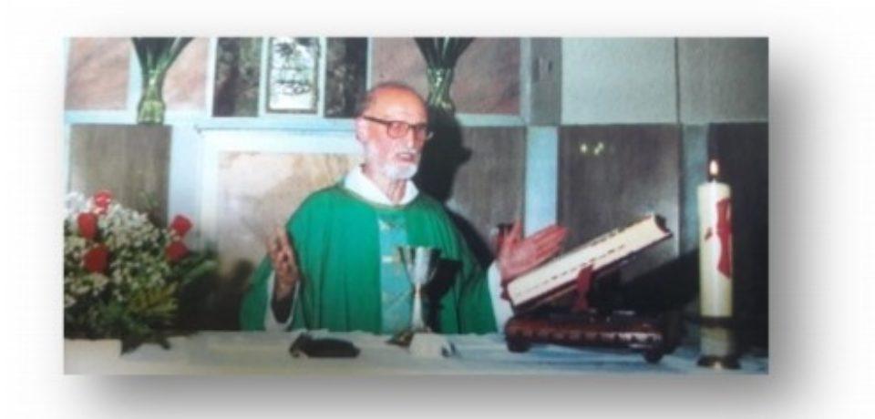 Necrologio di fr. Zaccaria Cirrincione