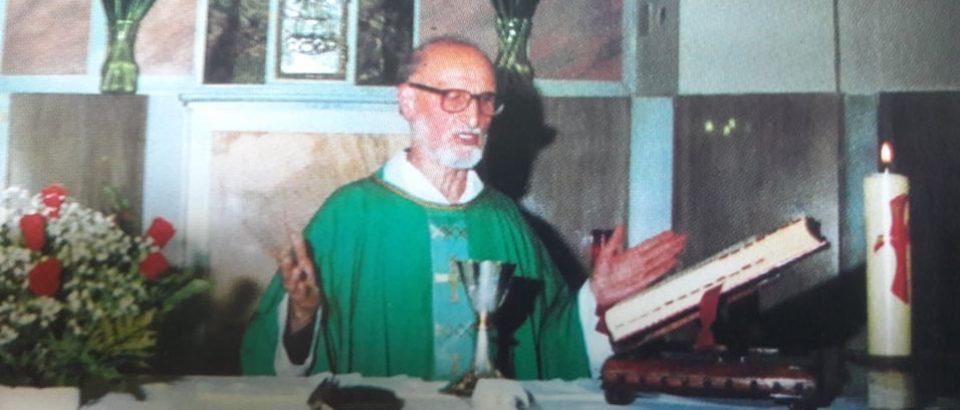 Messa in suffragio di p. Zaccaria Cirrincione