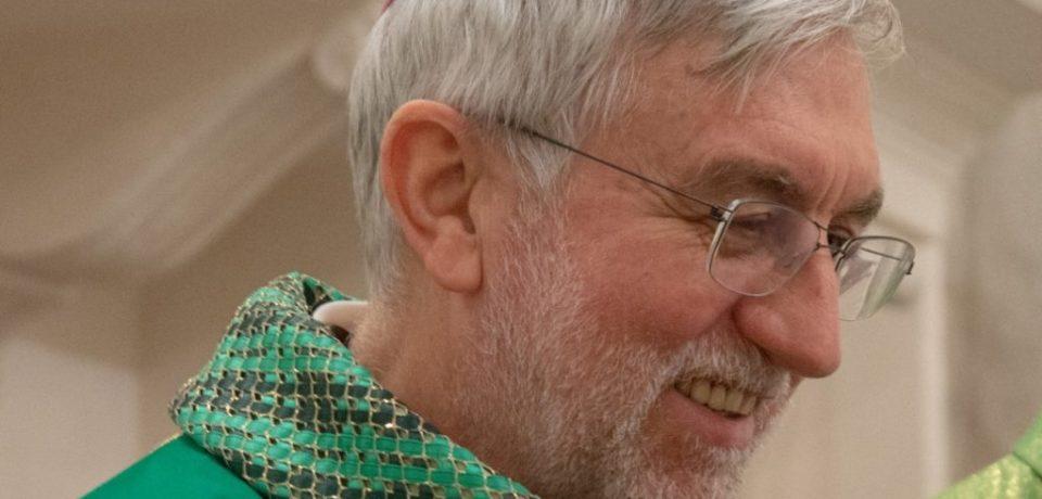 Mons. Peri, vescovo di Caltagirone, è guarito