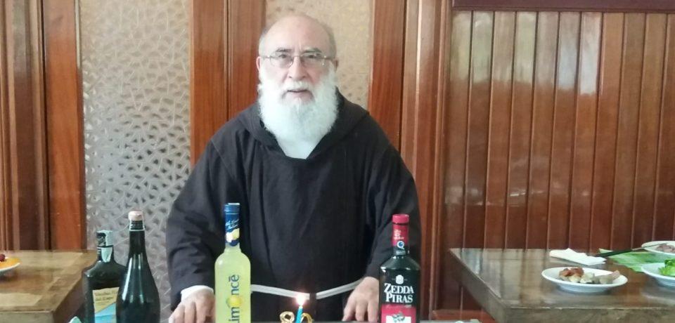 """P. Agostino, il """"decano"""" della Provincia, compie 80 anni"""