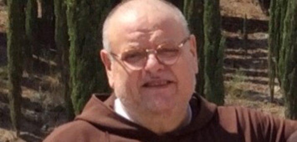 Necrologio di fr. Antonino Giacalone