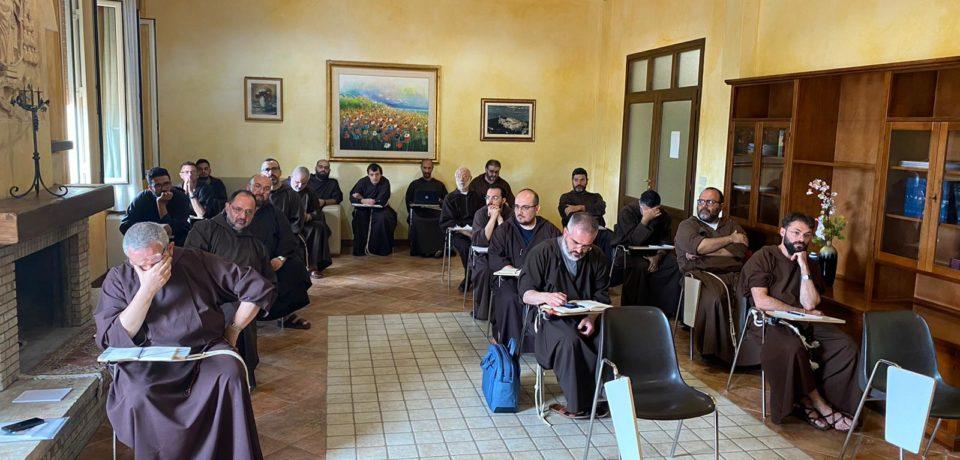 La trasmissione del carisma – Poggio San Francesco (Pa) – 3-7/8/2020