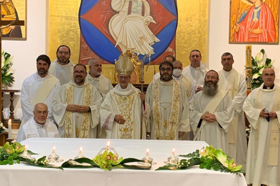 XXV anniversario di Professione di fr. Giovanni Pollani