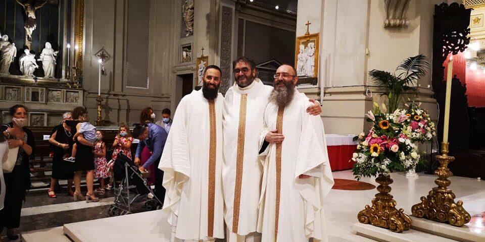 Fr. Augusto e fr. Luigi sono stati Ordinati Presbiteri