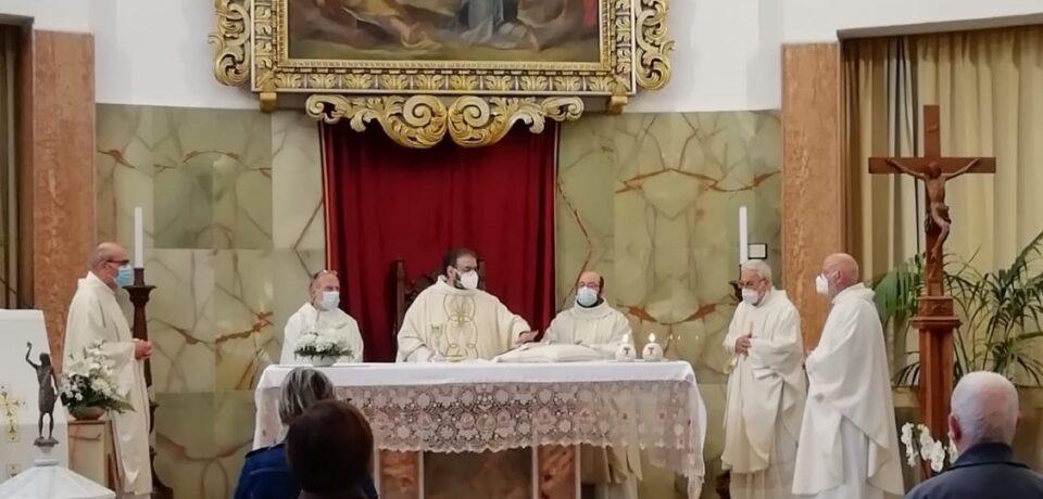 Primo anniversario dell'ingresso di fr. Antonino nell'Eternità